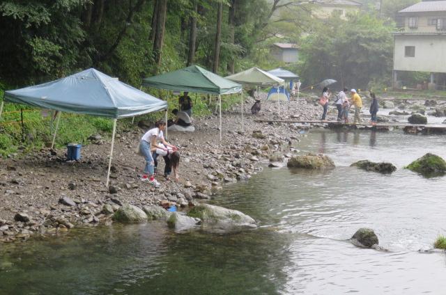 渓流 釣り 天気 釣れ やすい