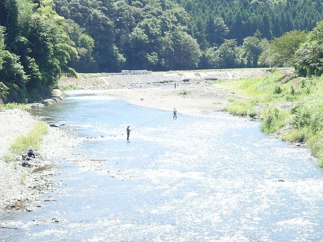 9月4日(金) 秋川の様子