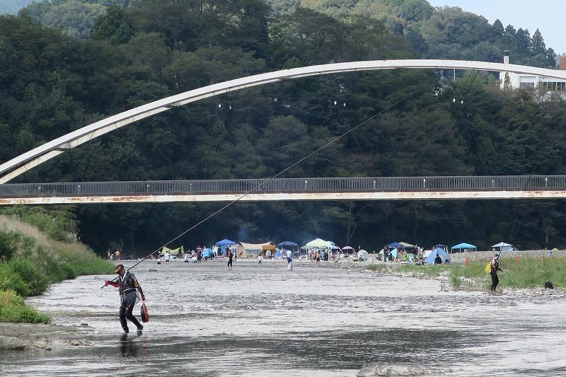 9月23日(木) 秋川の状況