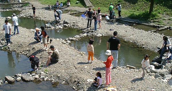 日の出町自然休養村農林漁業さかな園組合